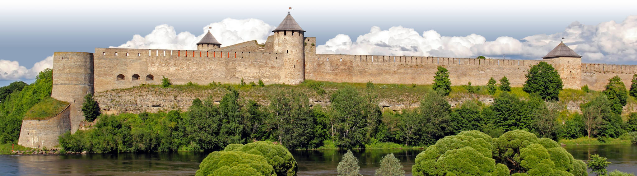 Ивангородская <br>крепость