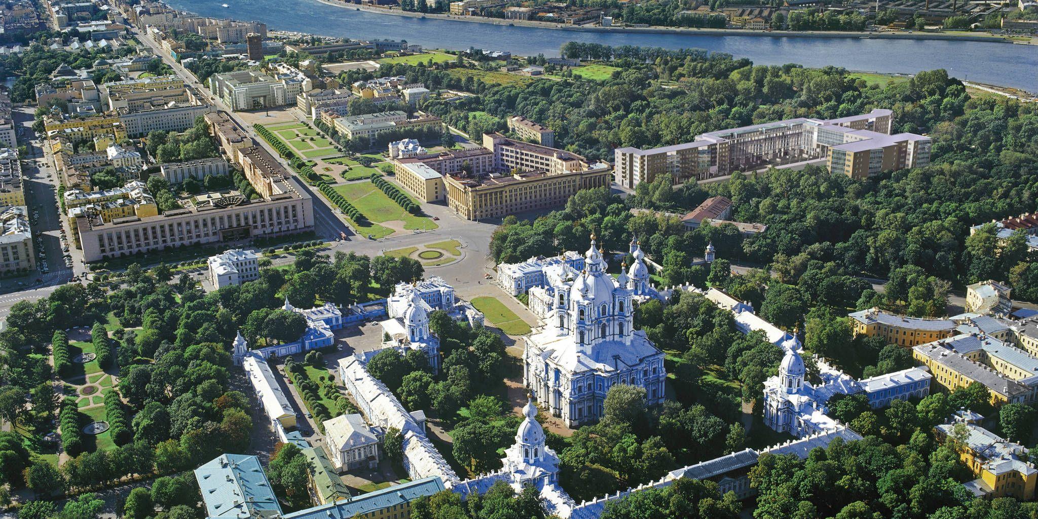 Возрождение<br>Санкт-Петербурга